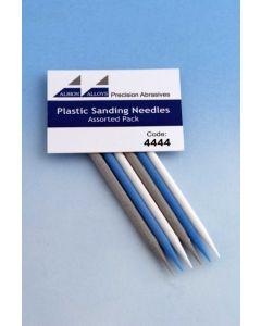 Verktøy, albion-alloys-4444-plastic-sanding-needles-assorted-pack, ALB4444