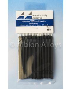 Verktøy, albion-alloys-358-utrabrush-regular, ALB358