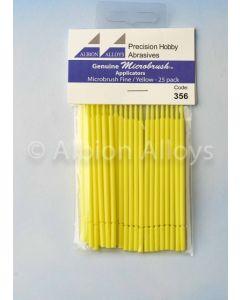 Verktøy, albion-alloys-356-microbrush-fine, ALB356