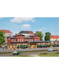 Stasjoner og jernbanebygninger (Auhagen), auhagen-11452, AUH11452