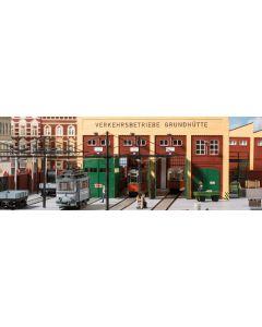 Stasjoner og jernbanebygninger (Auhagen), auhagen-11451, AUH11451