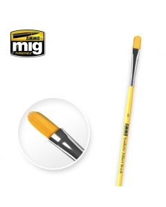 Mig, ammo-by-mig-jimenez-mig-8596-syntetic-filbert-brush-6, MIG8596