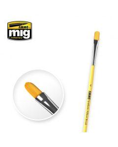 Mig, ammo-by-mig-jimenez-mig-8595-syntetic-filbert-brush-4, MIG8595