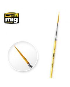 Mig, ammo-by-mig-jimenez-mig-8591-syntetic-liner-brush-1, MIG8591