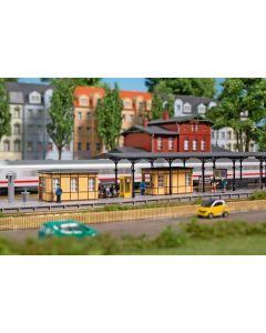 Stasjoner og jernbanebygninger (Auhagen), auhagen-14484, AUH14484