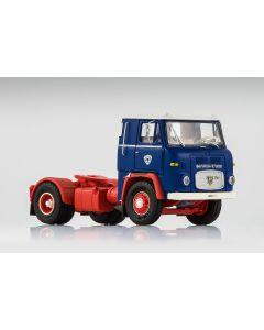 Lastebiler, vk-modelle-76014-scania-vabis-lb7635-blue-red-scale-1-87, VKM76014