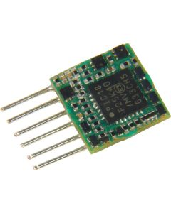 Digital, MX616N Nanodekoder, DCC/MM, RailCom, 0,7 A, NEM651, ZIMMX616N