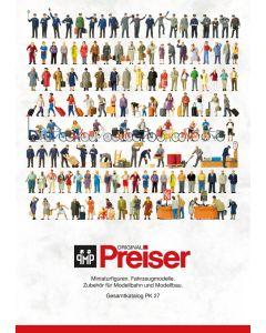 Kataloger, preiser-pk-27, PREPK27
