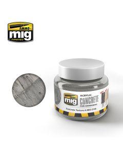 Mig, Concrete Texture, 250 Ml, MIG2108