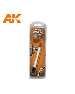 Verktøy, ak-interactive-8058-glass-fibre-pencil, AKI8058