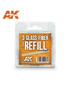 Verktøy, ak-interactive-8065-3-glass-fibre-refill, AKI8065