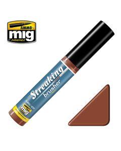Mig, ammo-by-mig-jimenez-1254-streakingbrusher-rust, MIG1254