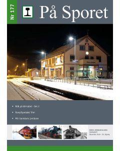 Blader, På Sporet nr 177, blad, NJKPS177