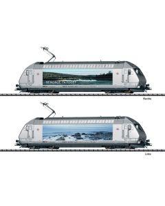 Lokomotiver Norske, marklin-39466-nsb-el-18-2253-se-norge-ta-toget-ac-mfx-plus, MAR39466