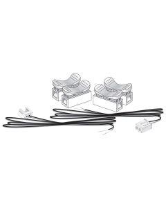 Belysning, woodland-scenics-jp5684-extension-cable-kit-6-pcs, WODJP5684