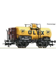 Godsvogner Internasjonale, roco-76301-drg-bp-olex, ROC76301