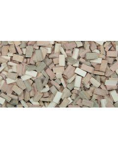 Detaljering, juweela-22073-bricks-terrakotta-mix-200-pcs-skala-1-22-1-24, JUW22073