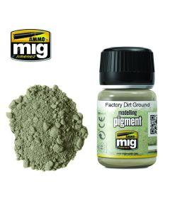 Mig, ammo-by-mig-jimenez-mig3030-factory-dirt-ground-pigments-35-ml, MIG3030