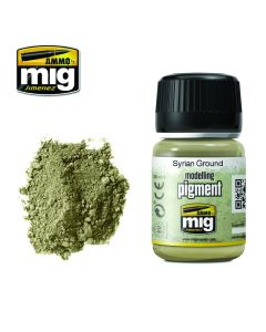 Mig, ammo-by-mig-jimenez-mig3025-syrian-ground-pigments-35-ml, MIG3025