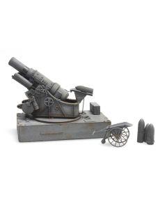Militære Kjøretøy, artitec-6870253-skoda-morser-m1916, ART6870253