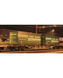 Godsvogner Internasjonale, roco-76949-sbb-cargo-sgnss-cawa-trans, ROC76949