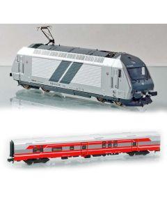 Lokomotiver Norske, arndt-spezial-modelle-asm-188692-nsb-el-18-2243-fr7-3-21776-stavanger, ASM188692