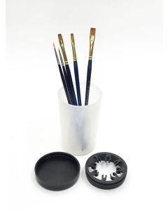 Verktøy, manwah-mw-z002-brush-cleaning-cup, MANZ002