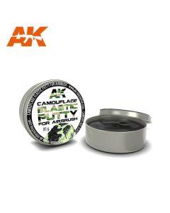 AK Interaktive, ak-interactive-8076-camouflage-elastic-putty-80-g, AKI8076