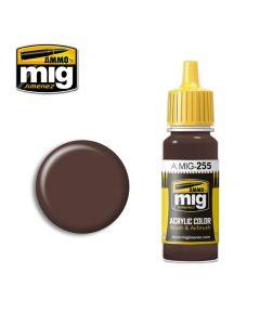 Mig Akrylmaling, ammo-by-mig-jimenez-255-rlm-81-braunviolett-acrylic-paint-17-ml, MIG0255
