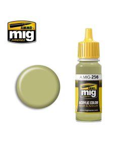 Mig Akrylmaling, ammo-by-mig-jimenez-256-rlm-84-graublau-acrylic-paint-17-ml, MIG0256