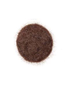Statisk Gress, Statisk Gress, Brun, 2 mm, 50 g, MDS002-05