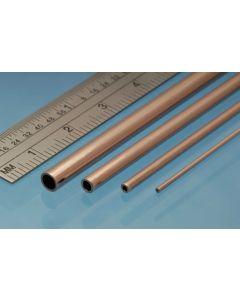 Metallprofiler, albion-alloys-ct6m-copper-tube-6-x-0-45-mm, ALBCT6M