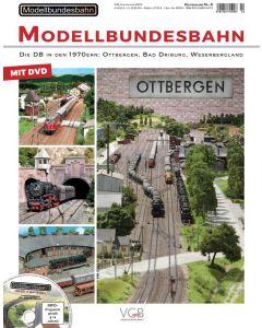 Blader, Modellbundesbahn - Ottbergen, VGB631901