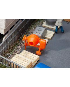 Industri (Faller), faller-180967-betonmischer-sclale-h0, FAL180967