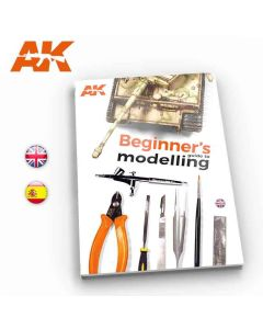 Bøker, ak-interactive-ak251-beginners-guide-to-modelling, AKI251