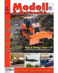 Blader, Modell & Elektronikk 2/2019, Teknisk Hobbyblad, MOE0219