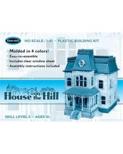 Plastbyggesett, polar-lights-968-house-on-the-hill, POL968