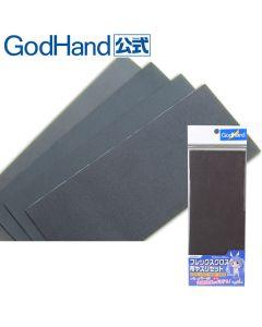 Verktøy, godhand-gh-ny4-flex-cloth-emery-sanding-sheets-k240-400-600-800-93-5-x-228-mm, GODNY4