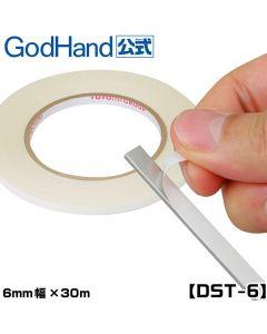 Verktøy, Feste Tape, For Emne, Dobblsidig, 6mm, GODGH-DST-6