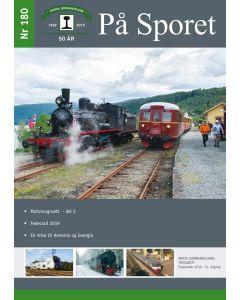 Blader, På Sporet nr 180, blad, NJKPS180