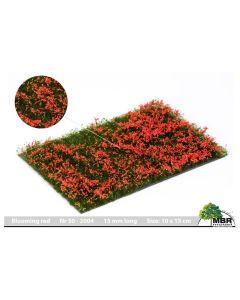 Blomster og planter, Blomster, Blomstrende Rød, MBR50-2004