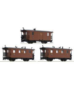 Personvogner Internasjonale, roco-34043-rukb-rugenschen-kleinbahn-h0e, ROC34043
