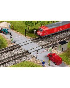 Stasjoner og jernbanebygninger (Auhagen), auhagen-44649, AUH44649