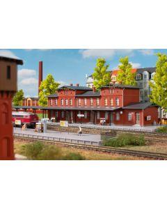 Stasjoner og jernbanebygninger (Auhagen), auhagen-14485-neupreussen, AUH14485