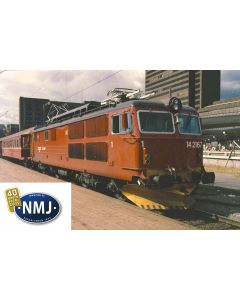 Topline Lokomotiver, nmj-topline-94140-nsb-el14-2167-dcc-Sound-H0, NMJT94140