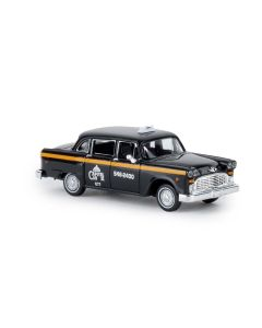 Personbiler, brekina-58928-checker-cab-washington-dc-capitol-cab, BRE58928