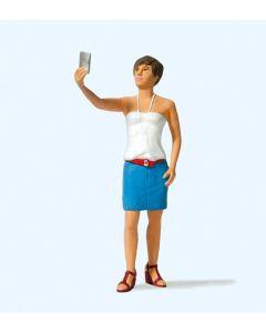 Figurer Preiser, preiser-45524-selfie, PRE45524