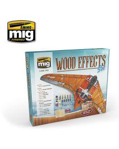 Mig, ammo-by-mig-jimenez-amig7801-wood-effects-set, MIG7801