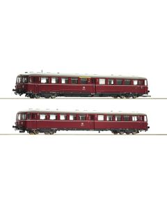 Lokomotiver Internasjonale, roco-72081-db-br-515-dcc, ROC72081