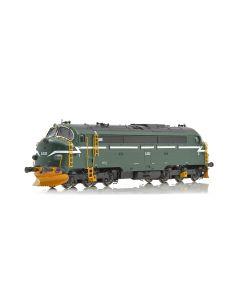 Topline Lokomotiver, nmj-topline-90021-obas-nohab-di3-632-dc, NMJT90021